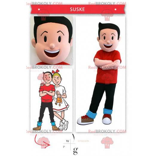 Bob maskot slavná postava Boba a Bobette - Redbrokoly.com