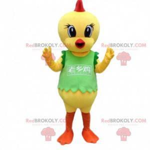 Ptačí maskot, kanárský kostým, kuřecí kostým - Redbrokoly.com