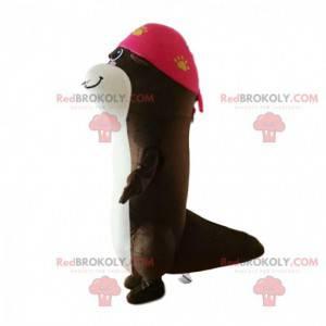 Zeeleeuw mascotte, zeeleeuw, zeeleeuw kostuum - Redbrokoly.com
