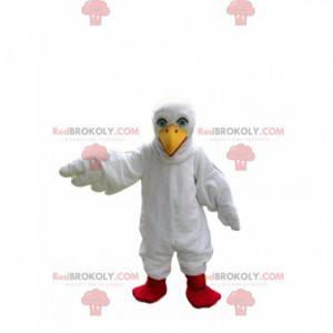 Obří racek maskot, albatros kostým, racek - Redbrokoly.com