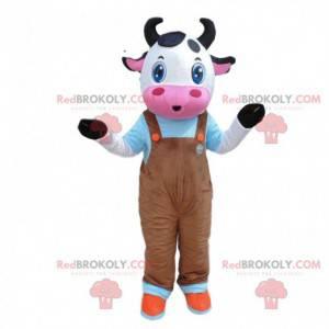 Maskot oblékaných krav, kostým obří krávy - Redbrokoly.com