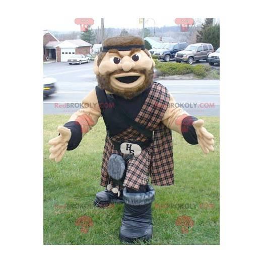 Irský skotský maskot - Redbrokoly.com