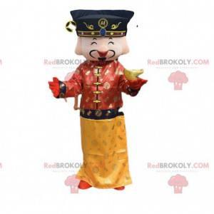 Císař maskot, kostým Asiat - Redbrokoly.com