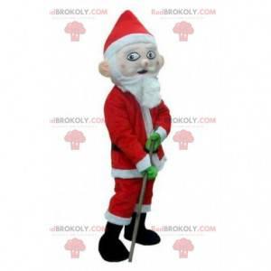 Maskotka Świętego Mikołaja, kostium świąteczny, kostium zimowy