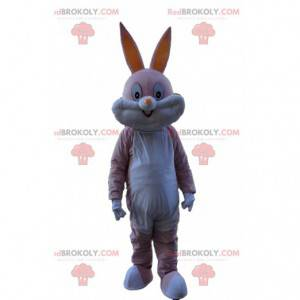 Mascot Pink Bugs Bunny, famoso coniglietto Looney Tunes -