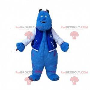 Mascot Sully, det berømte hårede monster i Monsters, Inc. -