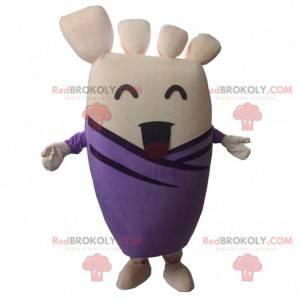 Giant foot mascot looks fun, foot costume - Redbrokoly.com