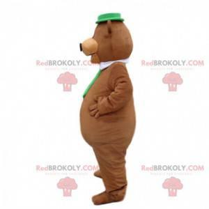 Yogi das Bärenmaskottchen, berühmte Zeichentrickfigur -