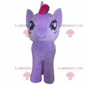 Kjempelilla ponnimaskott, My Little Pony-kostyme -
