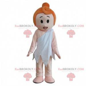 Maskotka Wilma, słynna postać z rodziny Flintstones -