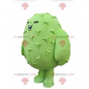Durian mascot, Asian fruit, monster costume - Redbrokoly.com