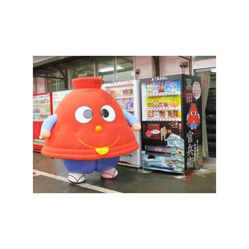 Maskot ve tvaru zvonku tagine - Redbrokoly.com