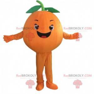 Obří oranžový maskot, kostým oranžového ovoce - Redbrokoly.com