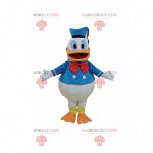 Donald Duck mascot, famous Disney duck - Redbrokoly.com