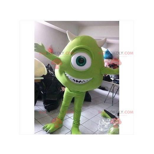Bob Razowski maskot slavná postava z Monsters, Inc. -