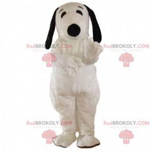 Mascotte Snoopy, il famoso cane dei cartoni animati -