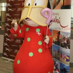 Mascote oriental - Redbrokoly.com