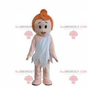 Mascot Wilma, famous character of the Flintstones family -