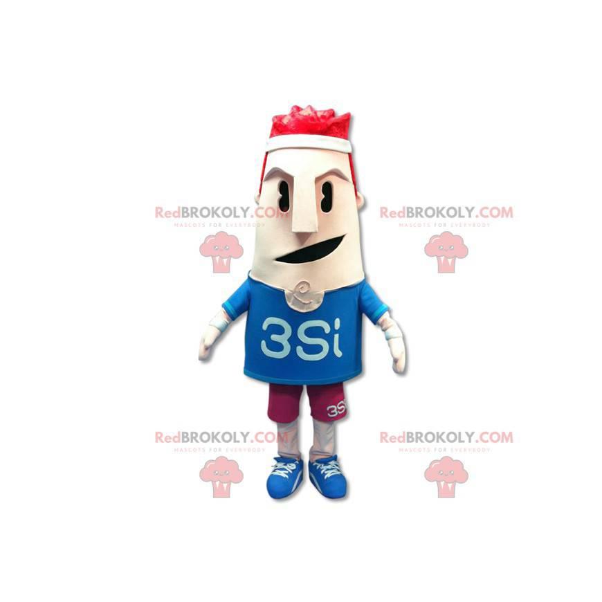 Sportsman mascot - Redbrokoly.com