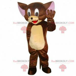 Mascot Jerry, the famous mouse from the cartoon Tom & Jerry -