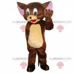 Maskottchen Jerry, die berühmte Maus aus dem Cartoon Tom &