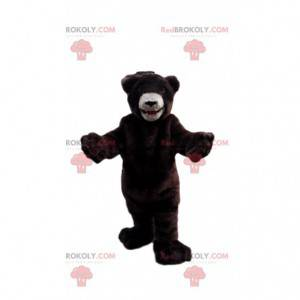 Teddybeer mascotte, teddybeer kostuum - Redbrokoly.com