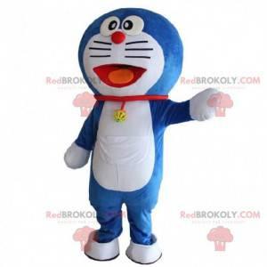 Doraemon maskot, slavný manga robot kočka - Redbrokoly.com