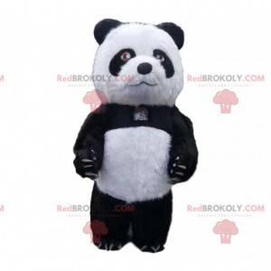 Aufblasbares Pandakostüm, riesiges Teddybärkostüm -