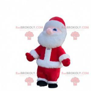 Nafukovací kostým Santa Clause, obrovský vánoční kostým -