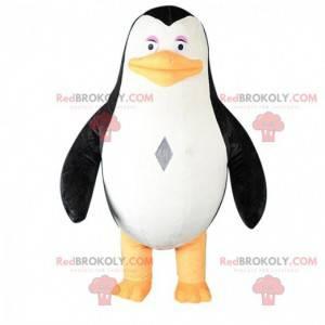 Costume gonfiabile da pinguino, famoso personaggio del
