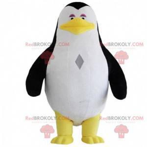 """Opblaasbaar pinguïnkostuum, beroemd personage uit """"Madagascar"""""""
