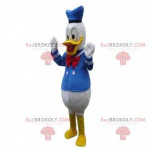 Disfraz de pato Donald del famoso pato de Disney -