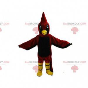 Costume da uccello rosso, costume da grande aquila -