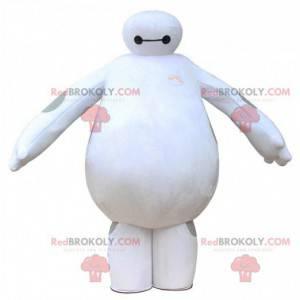 """Kostume af Baymax, hvid robot i """"De nye helte"""" - Redbrokoly.com"""