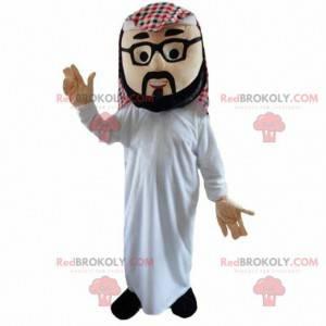 Traje tuareg, mascota magrebí - Redbrokoly.com