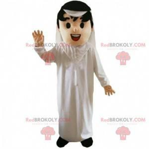 Costume sultano, uomo magrebino, costume orientale -
