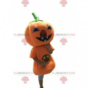 Giant pumpkin costume, Halloween costume - Redbrokoly.com