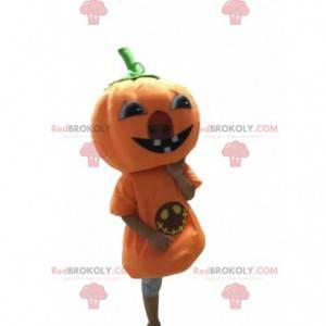 Kæmpe græskar kostume, Halloween kostume - Redbrokoly.com