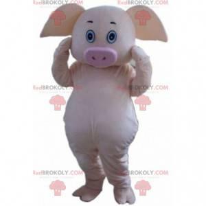 Fantasia de porco personalizável, fantasia de porco -
