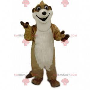Fantasia de Meerkat, animal do deserto - Redbrokoly.com