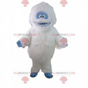 Disfraz de Yeti blanco peludo gigante, Disfraz de Yeti -