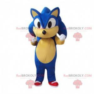 Sonic maskot, slavný ježek z videohry - Redbrokoly.com