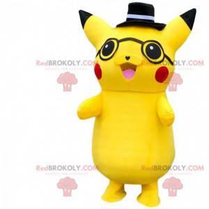 Maskot Pikachu, slavný žlutý manga Pokémon - Redbrokoly.com