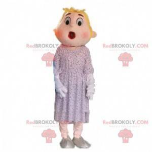 "Mascot Glinda, la bruja del sur en ""El mago de Oz"" -"
