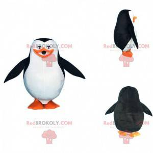 """Traje de pinguim do desenho animado """"Os pinguins de Madagascar"""""""
