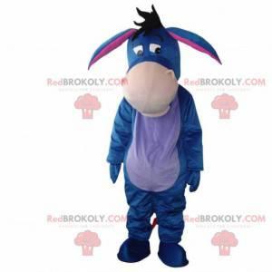 Mascot Iejoor, beroemde blauwe ezel in Winnie de Poeh -