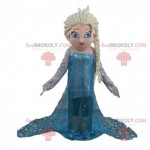 """Mascot of Princess Elsa in """"The Snow Queen"""" - Redbrokoly.com"""