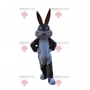 Mascota de Bugs Bunny, el famoso conejito de Loony Tunes -
