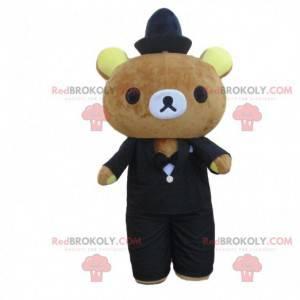 Großes romantisches Bärenkostüm, elegantes Kostüm -
