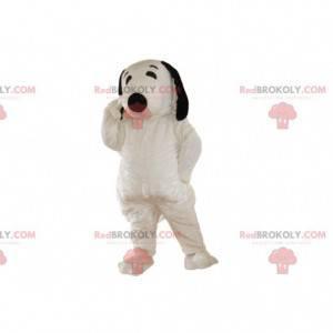 Snoopy maskot, slavný kreslený pes - Redbrokoly.com